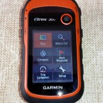 GARMIN eTrex20x英語表示