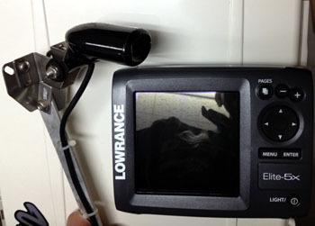 ロランス魚群探知機