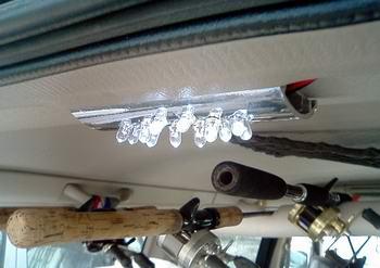 自作LEDライト2号機